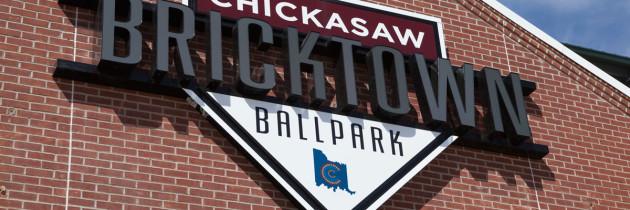 Chickasaw Ballpark